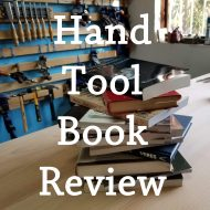 Hand Tool Book Review